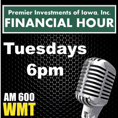 Financial Hour: Sinking Funds / New Tax Plan / Downsizing