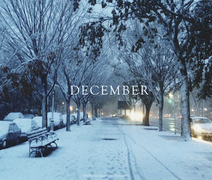 Five Days in December