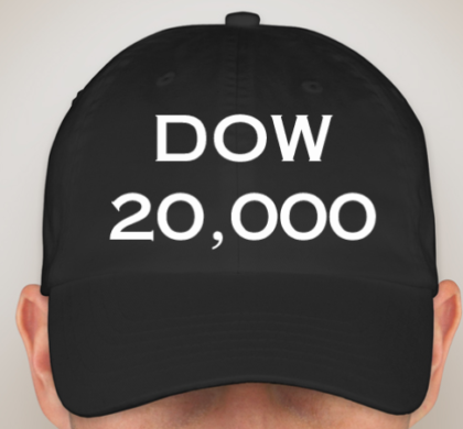 Why Dow 20,000 Means Little to Nothing