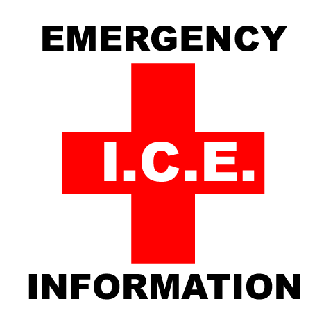 ICE-In Case of Emergency