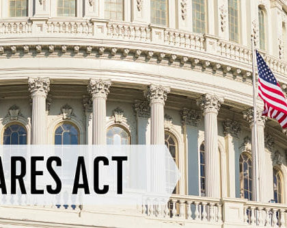Key Provisions of the CARES Act